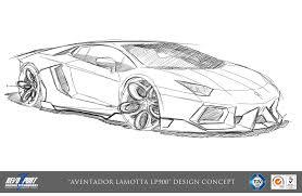 lamborghini aventador sketch aventador lamotta lp700 by revozport