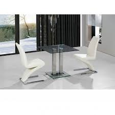 Square Glass Dining Tables Dining Room Inspiring Small Dining Room Design Ideas Using Round
