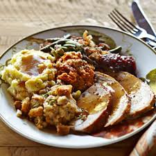 thanksgiving menus williams sonoma