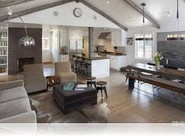 Ideas For Kitchen Diners Magnificent Openn Kitchen Meaning Design Your Living Room Modern