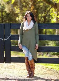 top blouse jeans boots scarf fall fall
