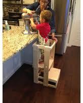great deal on kitchen helper stool adjustable tot tower toddler