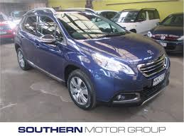 peugeot suv 2014 peugeot 2008 allure 1 6 auto 2014 used peugeot new zealand