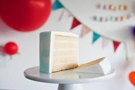 vanilla cake cake style