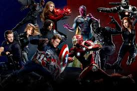 captain america civil war u0027 originally u0027civil war u0027