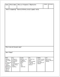 eyfs observations sheets work ideas pinterest eyfs class