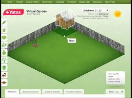 cool green rectangel modern grass backyard design software