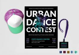 19 contest flyer free psd ai eps format download free