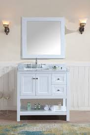 Bathroom Vanities Beach Cottage Style by Best 25 White Vanity Bathroom Ideas On Pinterest White Bathroom