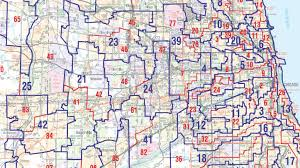 chicago gerrymandering map independent maps aims to remove politics from legislative
