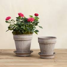 decorative indoor planters u0026 plant pots terrain