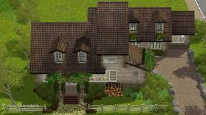 mod the sims old english cottage no cc