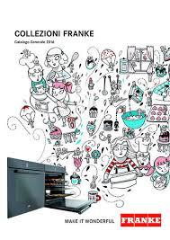 franke piani cottura catalogo listino franke aprile 2016