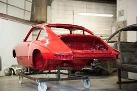 911 porsche restoration early swb porsche 911 restoration at tuthill