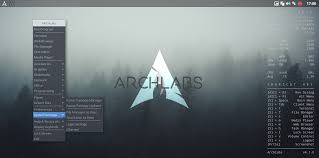 arch labs archlabs 4 1 arch based linux distribution that rocks