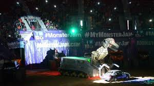 tampa monster truck show fun facts as roars into ford field fun monster truck show green