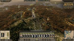 World At War Map Packs by Total War Attila Announces Longbeards Culture Pack Coming On