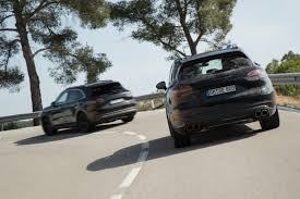 Porsche Cayenne Jacking Mode - porsche cayenne 2018 pre launch review cars co za