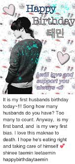 Happy Birthday Husband Meme - 25 best memes about husband birthday husband birthday memes