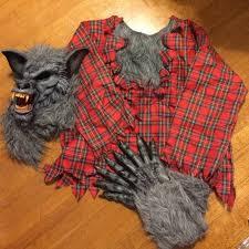Werewolf Costume 51 Off Other Boy U0027s Werewolf Costume From Pamela U0027s Closet On