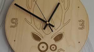 natural and awesome wood clocks by 8trees u2014 kickstarter