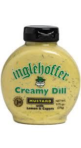 dill mustard inglehoffer dill mustard 9 75 oz beaverton foods