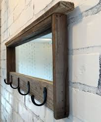 cool entryway mirror with hooks inspiration u2014 wedgelog design