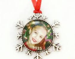 locket ornament picture ornament etsy