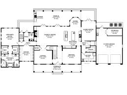 colonial revival house plans eplans colonial house plan traditional colonial revival 4457