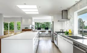 sintered compact surface contributes to modern kitchen design