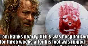 Wilson Meme - 13 things you never knew about cast away