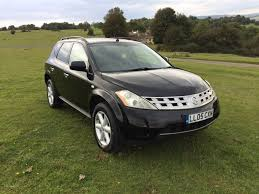 nissan murano in uk used 2005 nissan murano v6 for sale in stroud gloucestershire