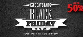 thanksgiving black friday cyber monday beat sale beatstars