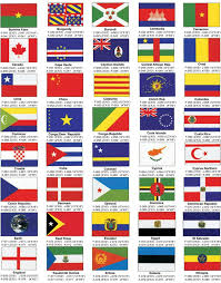 2x3 Flags Flags Of The World