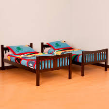 Bunk Bed Espresso Storkcraft Caribou Bunk Bed In Espresso Free Shipping 275 00