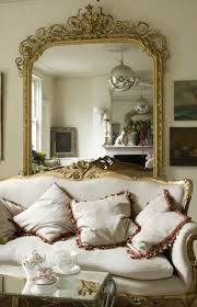 Living Room Mirrors by Artistic Framed Mirror U0027s For The Living Room
