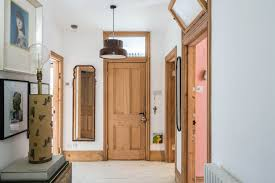 how to build a solid wood door dreamy jewel toned london apartment could be yours for 785k curbed