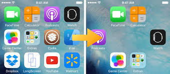 Home Design App Tricks Tip Create Empty Spaces Between Apps On The Home Screen No