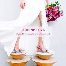 wedding shoes kate spade shoe charm heels from kate spade new york green wedding shoes