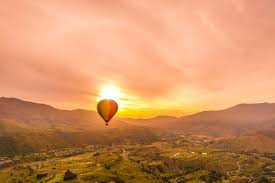 air balloon rides with sunrise balloon adventures queenstown nz
