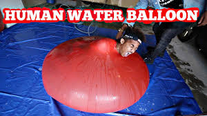 Challenge Water Balloon 6 Ft Human Water Balloon Challenge
