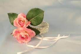 corsage wristlets diamante bridal wristlet wrist corsage