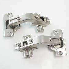 kitchen cabinet hinge screws 2 pairs 135 degree corner kitchen cabinet cupboard folded folden