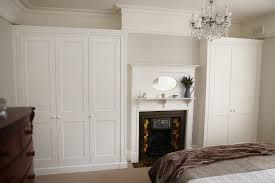 fitted bedroom shaker wardrobes bespoke furniture fitted