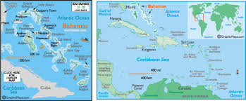 bahamas on map province bahamas map and information page