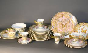 le jardin de versace china dinnerware set at 1stdibs