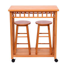 Kitchen Trolley Ideas by Best Kitchen Cart With Stools Pictures Home U0026 Interior Design