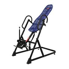 Lifegear Inversion Table Emer Elite Gravity Back Therapy Fitness Exercise Inversion Table