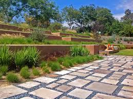 remarkable front yard slope landscaping ideas pictures design