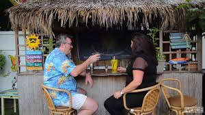video in queens a backyard tiki bar brings the florida keys to
